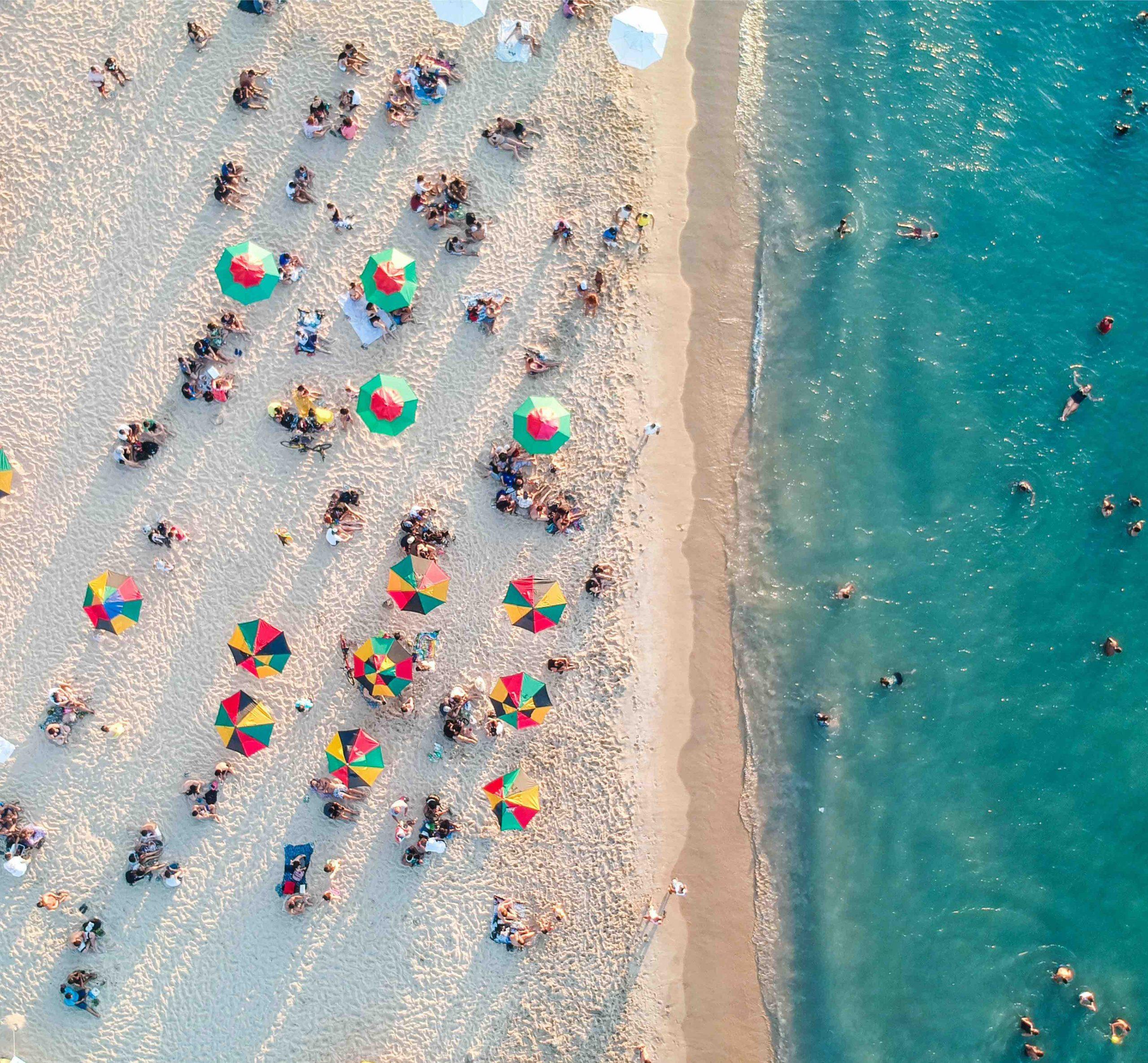 Lustrumreis Brazilië Rio de Janeiro stranden