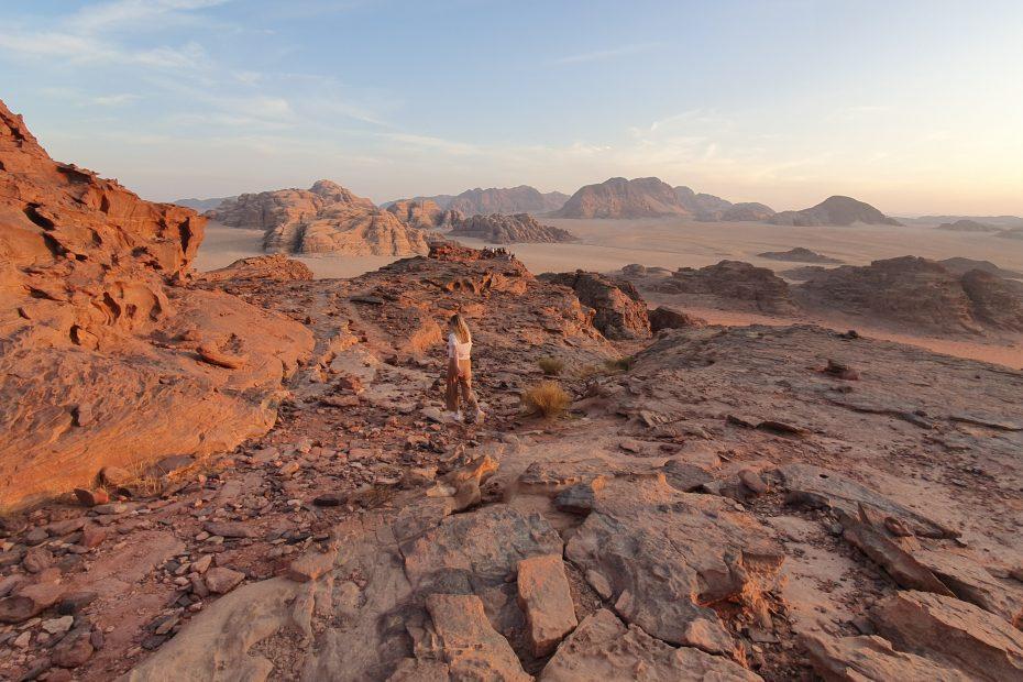 Lustrumreizen naar Jordanië met de Lustrumguru