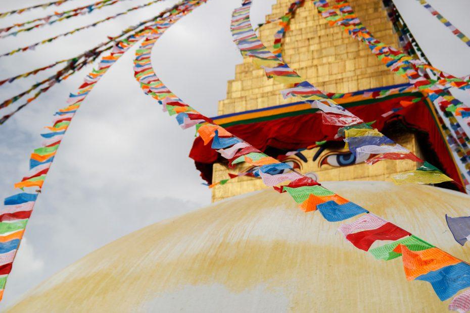 Op lustrumreis naar Nepal met de lustrumguru