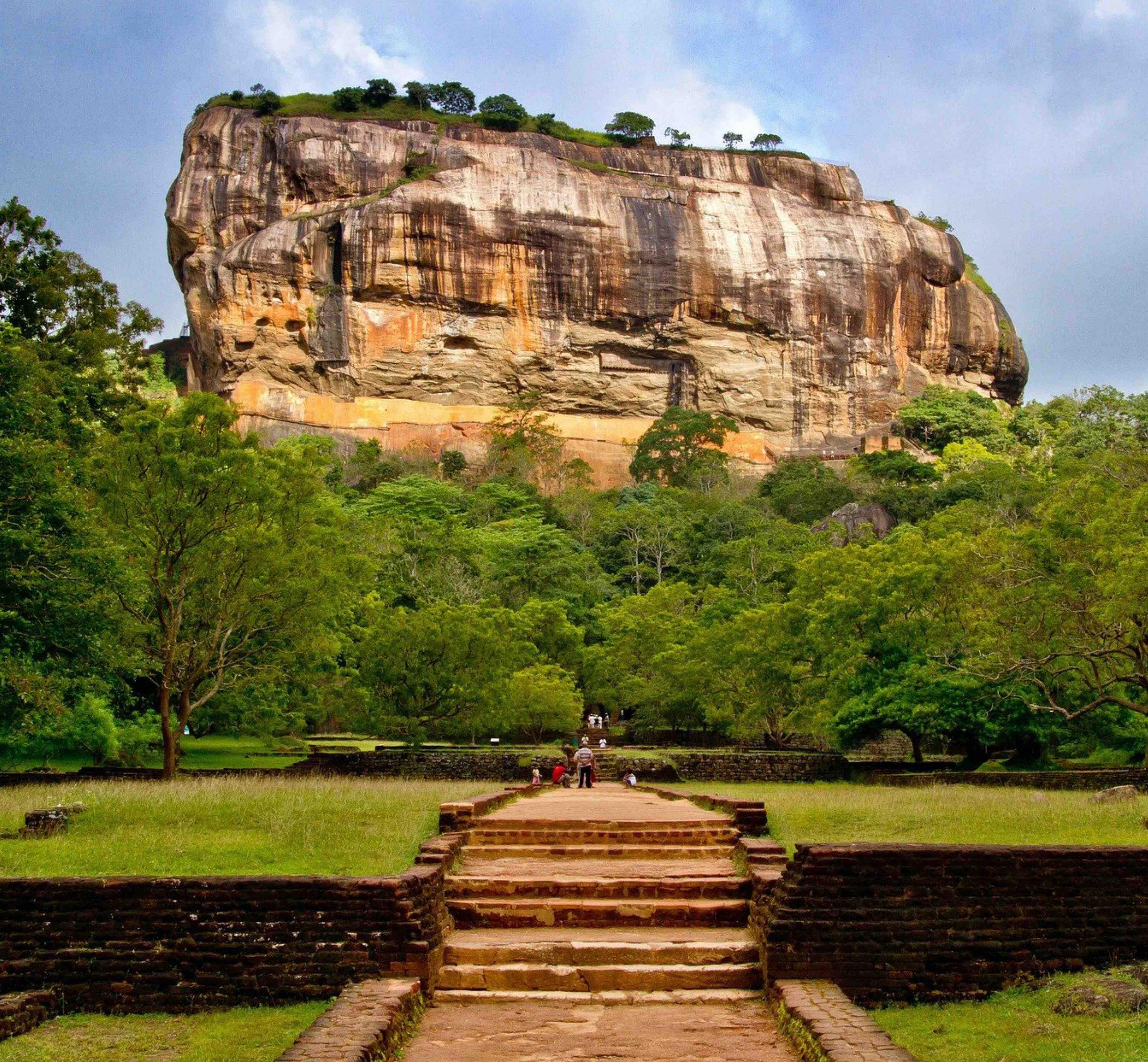 Lustrumreis Sri Lanka Sigiriya Djambulla
