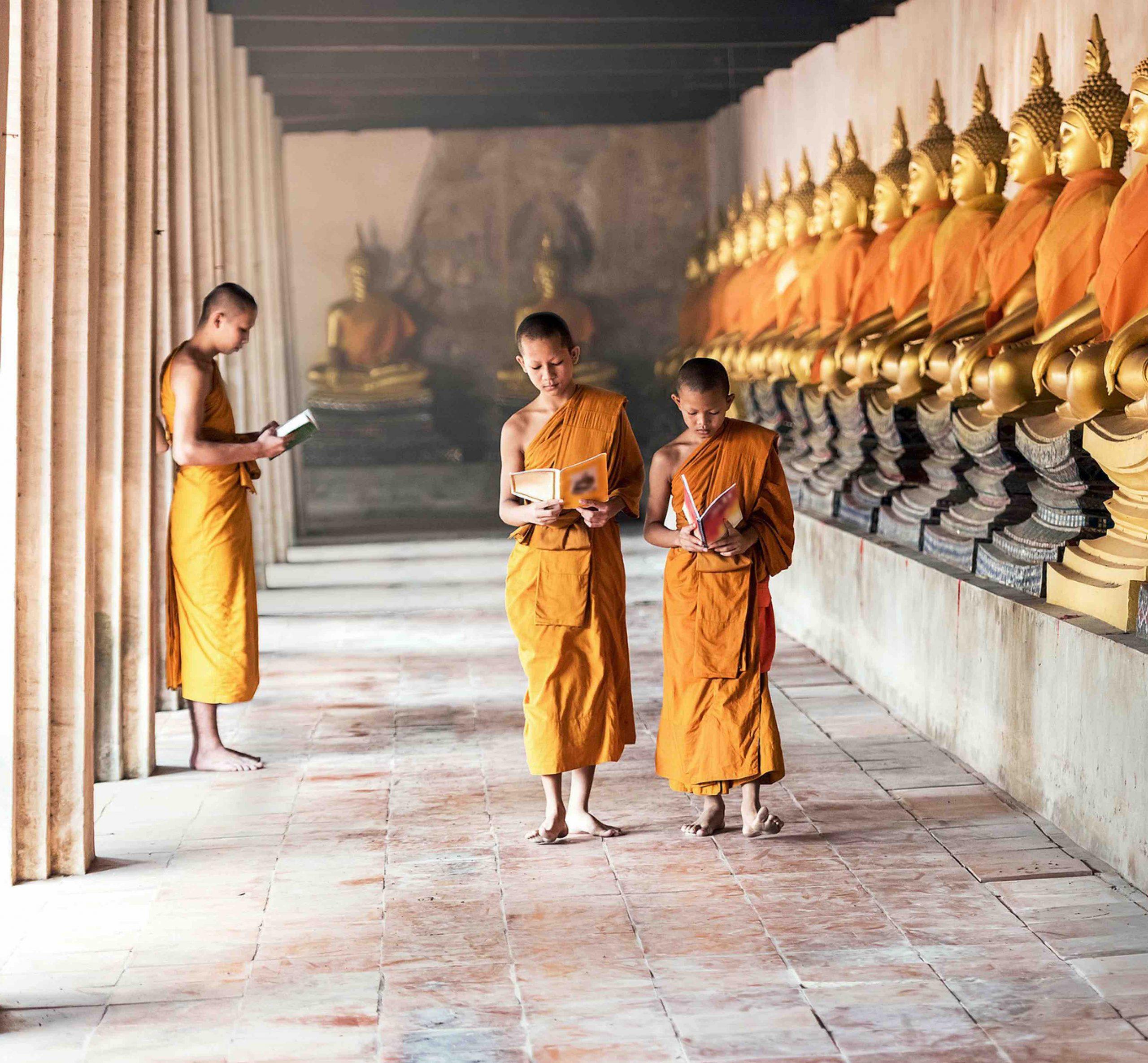 Bezoek Boeddha tempels tijdens je lustrumreis in Nepal