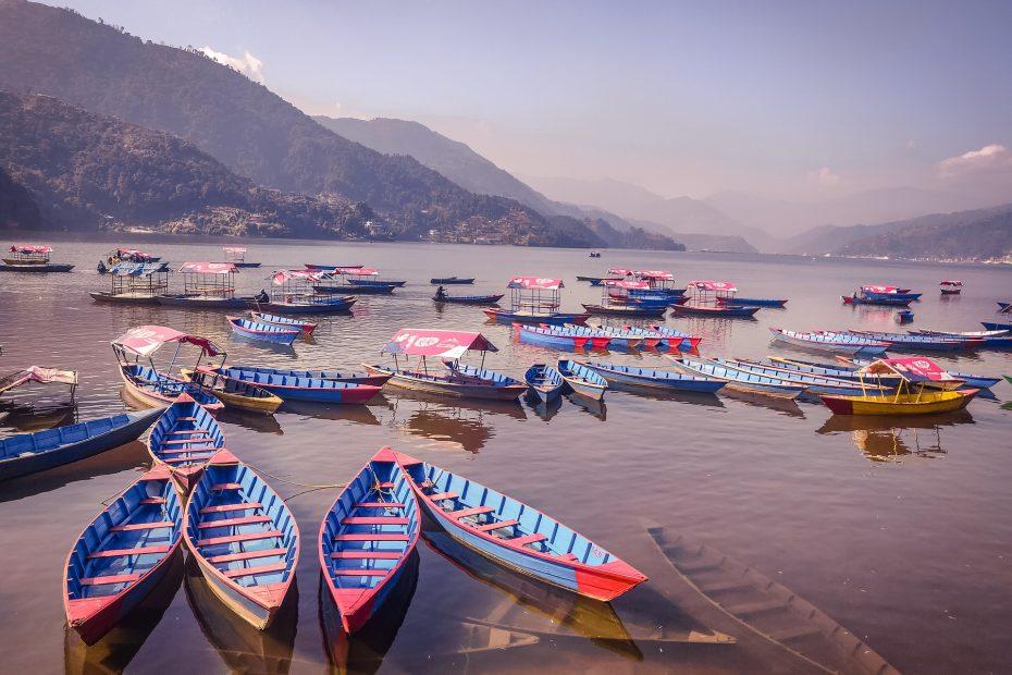Prachtig uitzicht tijdens je lustrumreis Nepal