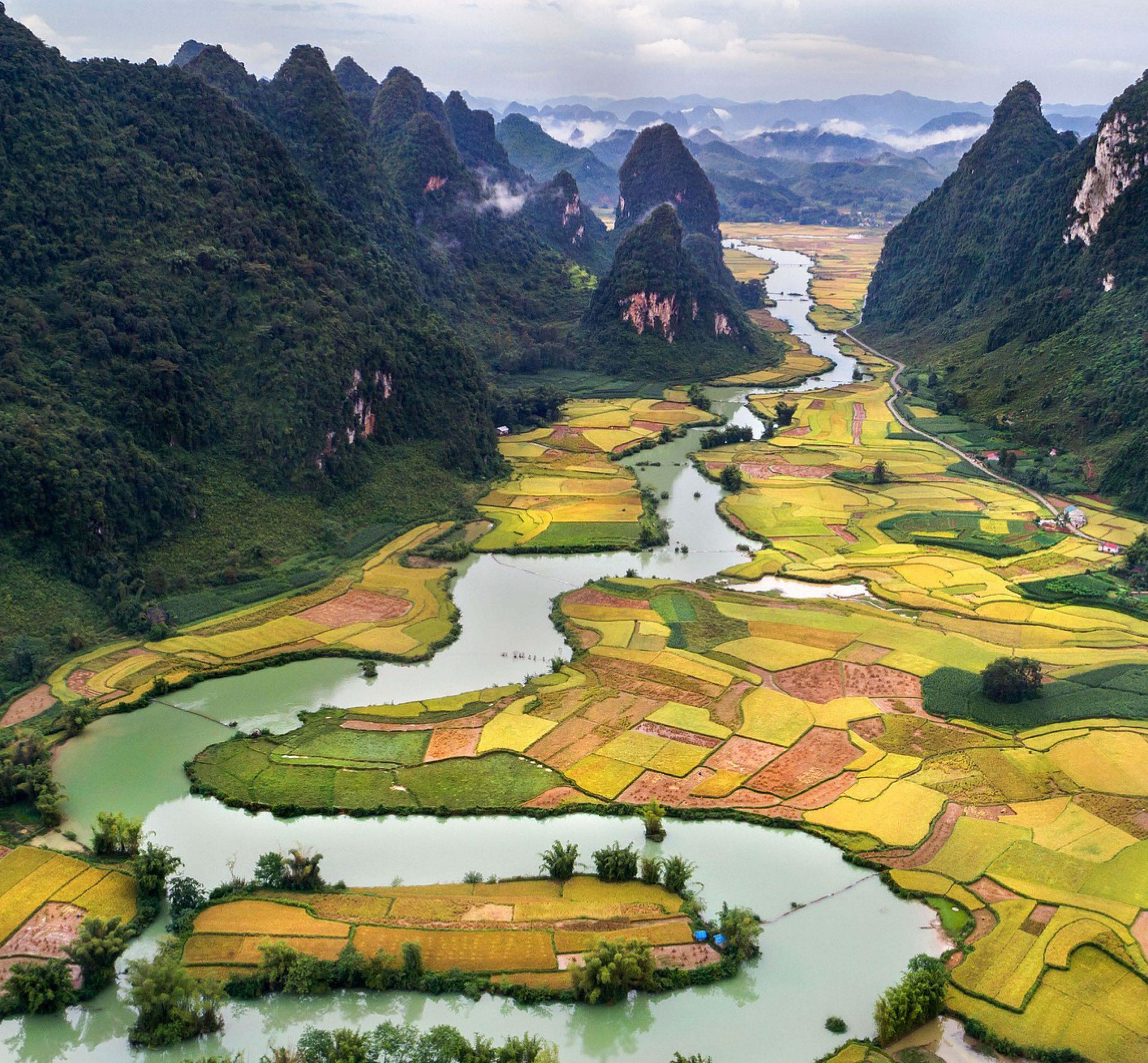 Op lustrumreis naar Vietnam met Lustrumguru