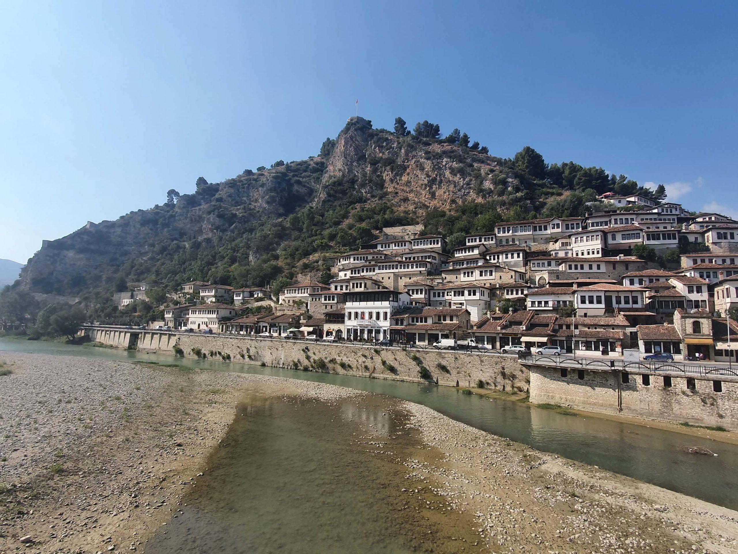 Lustrumreis Albanie Berat 6