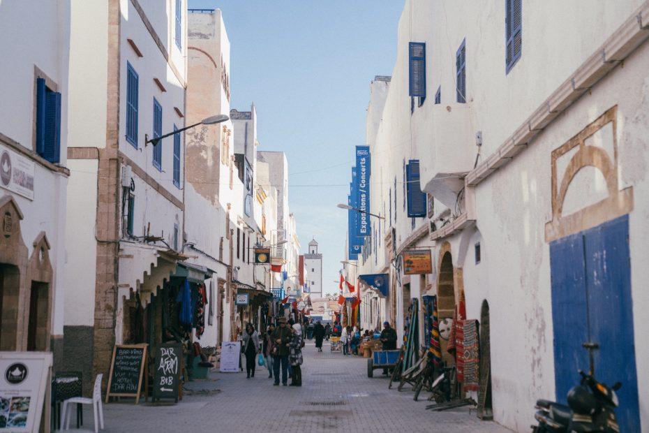Essaouira Marokko lustrumreis lustrumguru