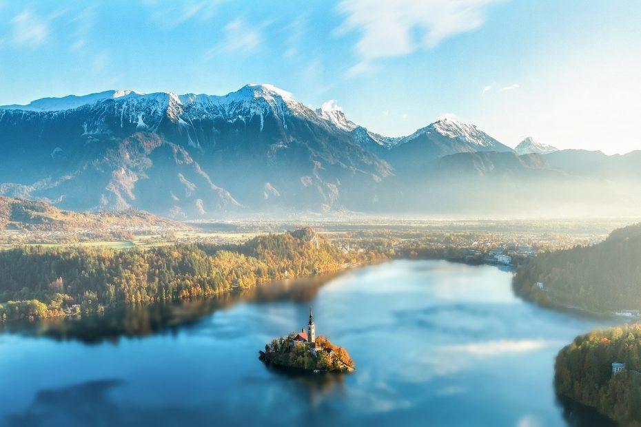 Lustrumreis Slovenie Bled