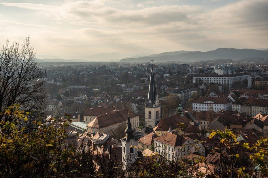 Lustrumreis Slovenie - Ljubljana - Lustrumguru