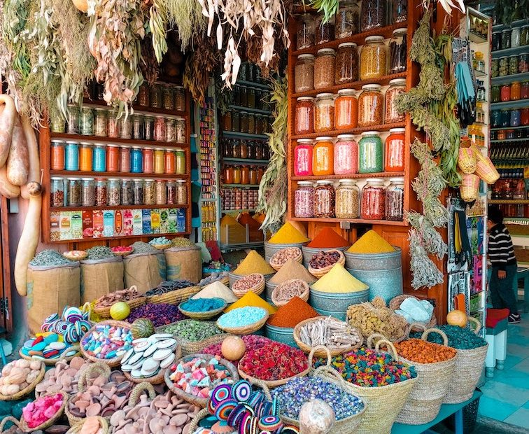 Marrakech lustrumreis lustrumguru