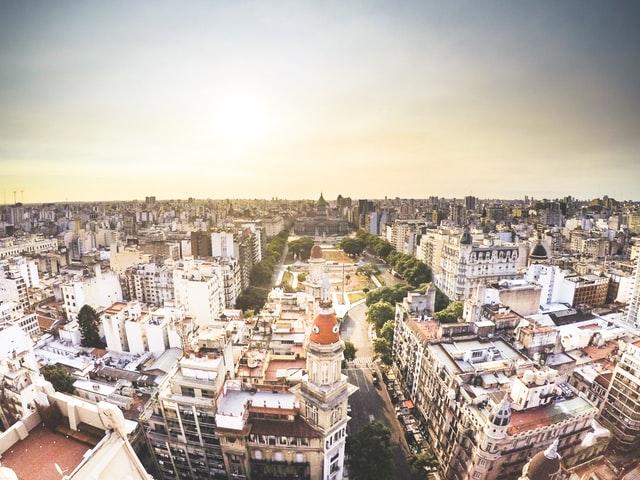 Lustrumreis Argentina Buenos Aires 1