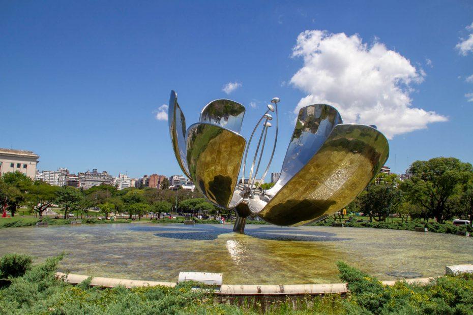 Lustrumreis Argentinie Buenos Aires Flor (1)