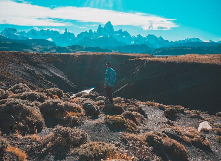 Lustrumreis Argentinie Patagonie El Chalten Hike 7 (1)